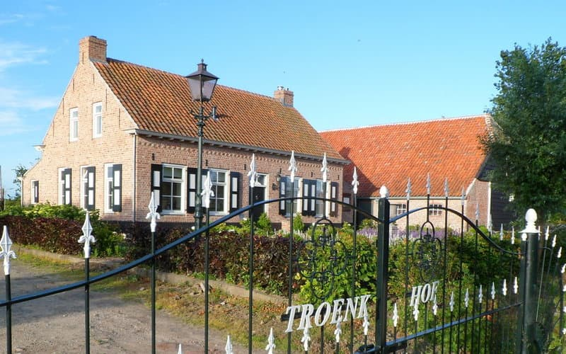 Strandweg 9A, Dishoek
