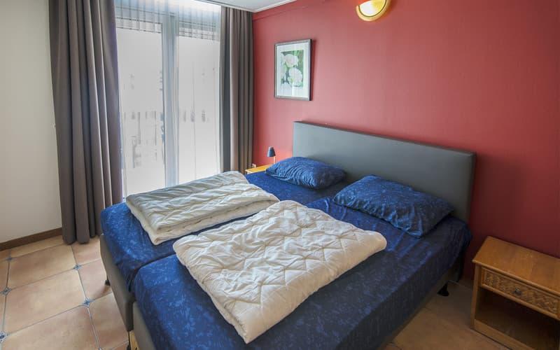 Sneeuwgors 05 Type Duinroos 4 slaapkamers