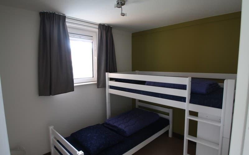 Zeekoet 01 Type Duinroos 4 slaapkamers