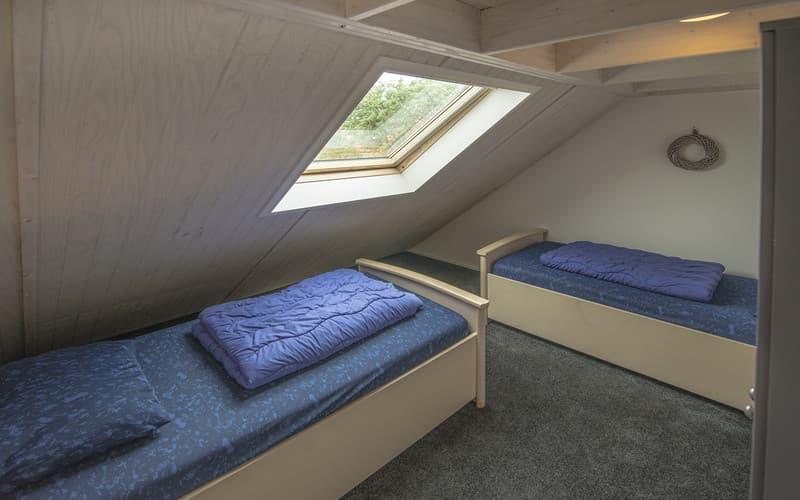 Zeekoet 08 Type Duinroos 4 slaapkamers