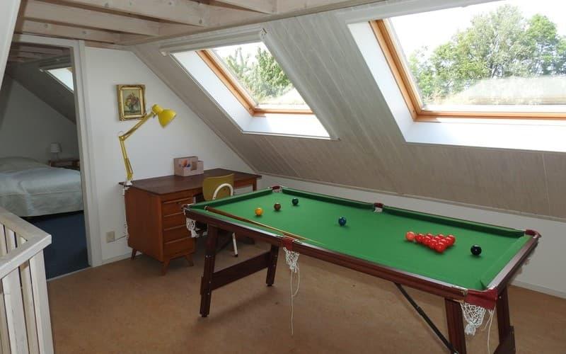 Steenloper 06 Type Duinroos 4 slaapkamers (7-8 personen)